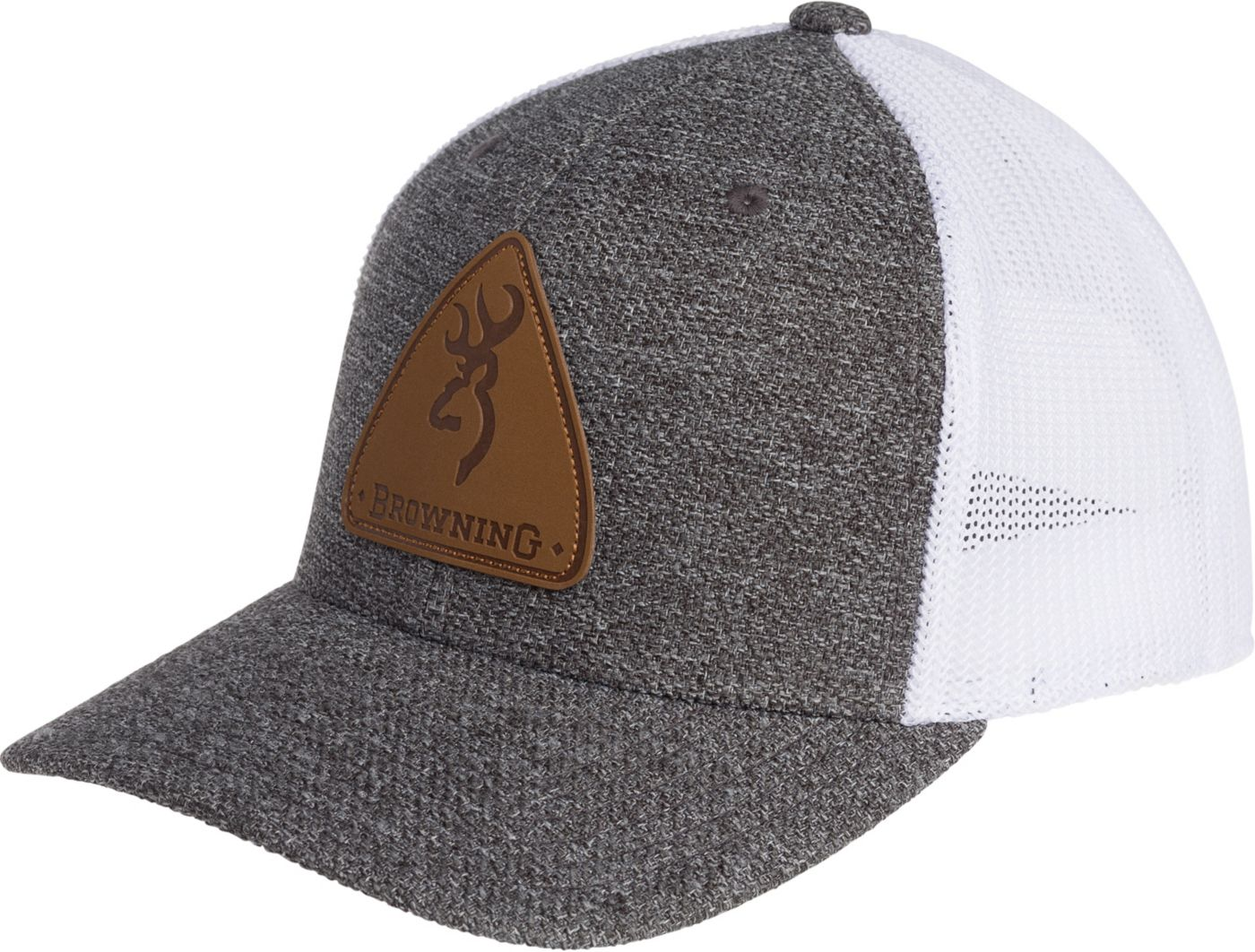 Browning Men's Slug Mesh Heather Hat