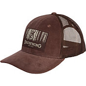 Browning Men's Timber Burgundy Hat