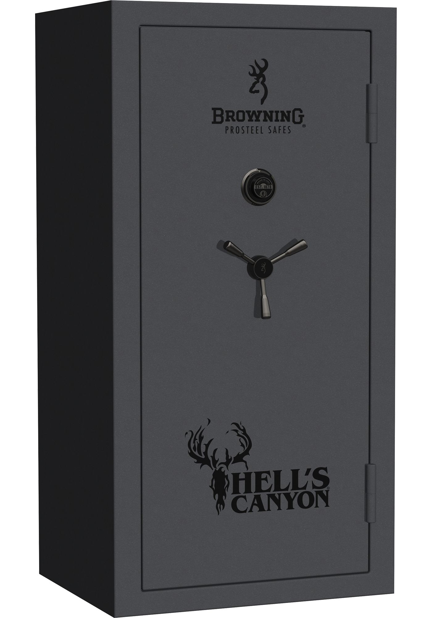 Browning Hell's Canyon Standard 33-Gun Fire Safe with Combination Lock