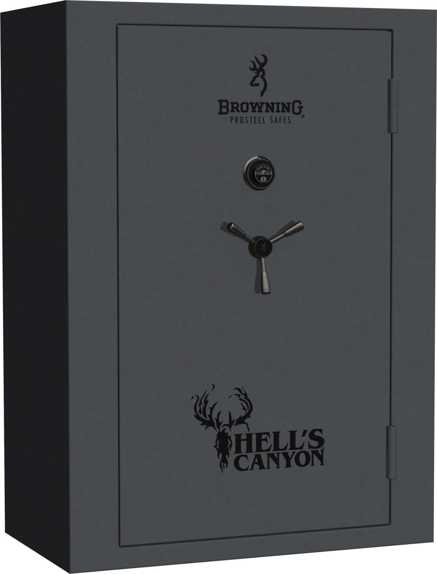 Browning Hell's Canyon Wide 49-Gun Fire Safe with Combination Lock