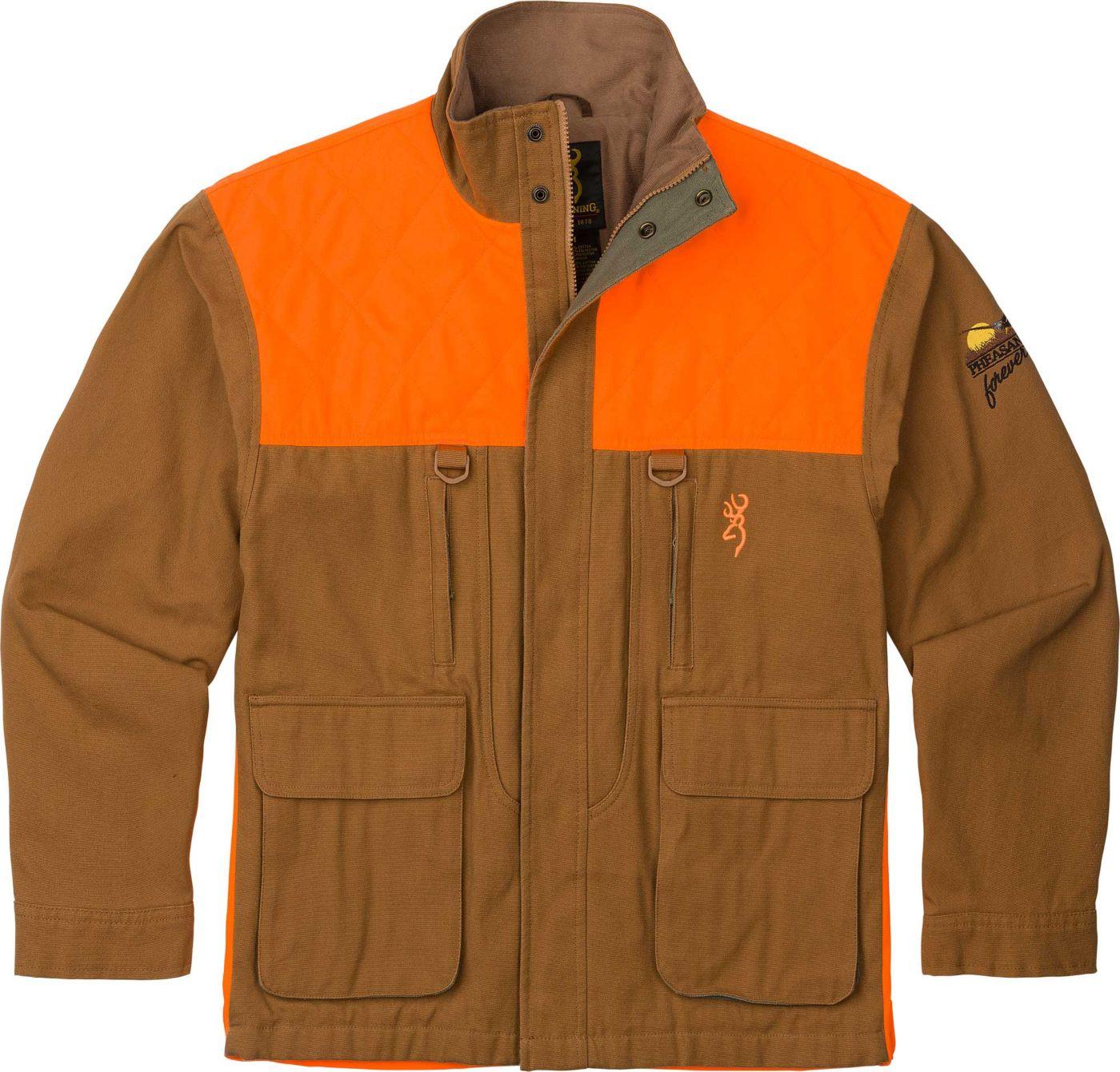 Browning Men's Pheasants Forever Jacket