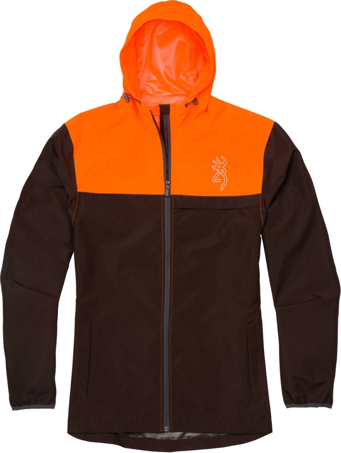 Browning Men's CFS Rain Jacket