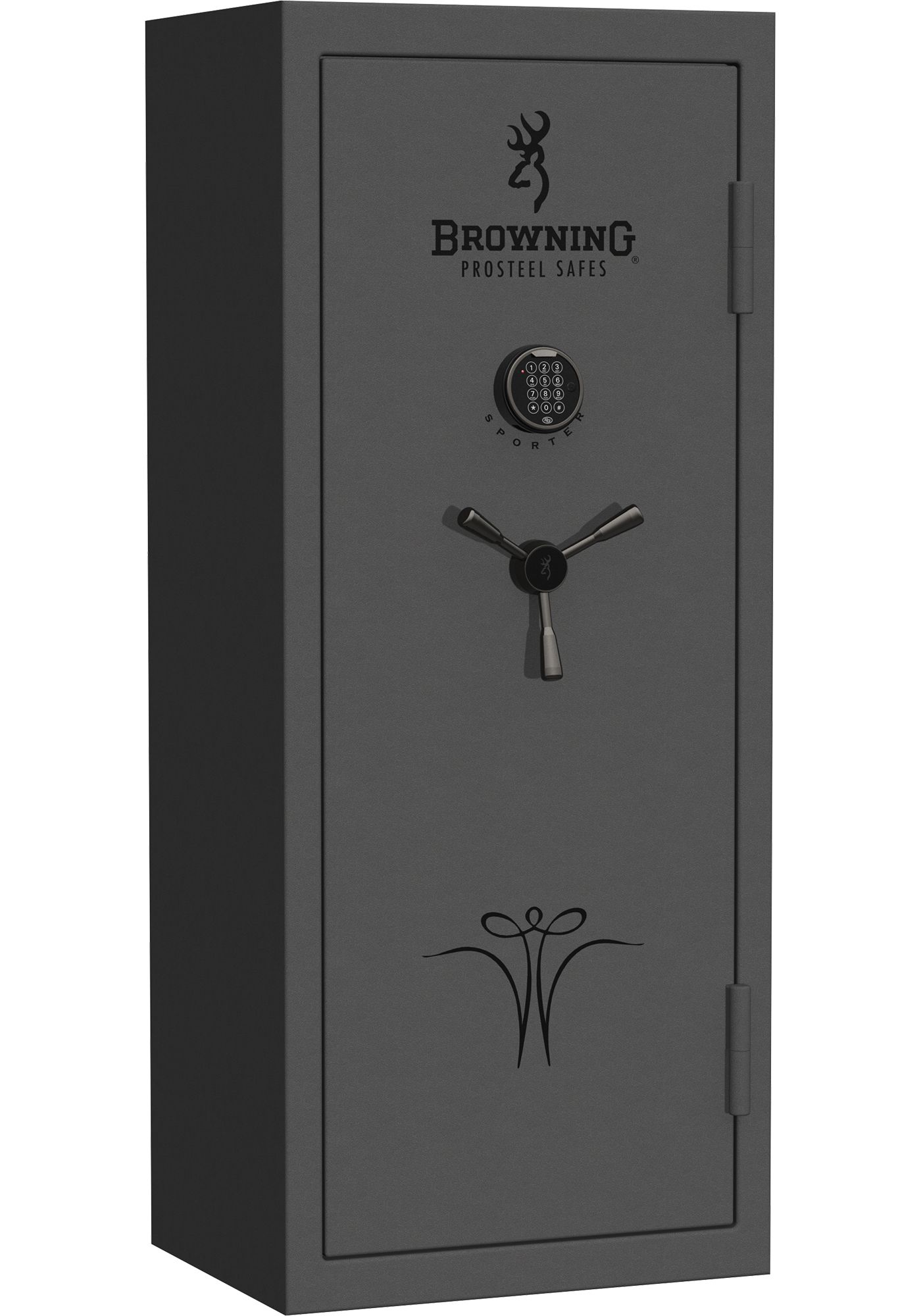 Browning Sporter Closet 20-Gun Fire Safe with Electronic Lock