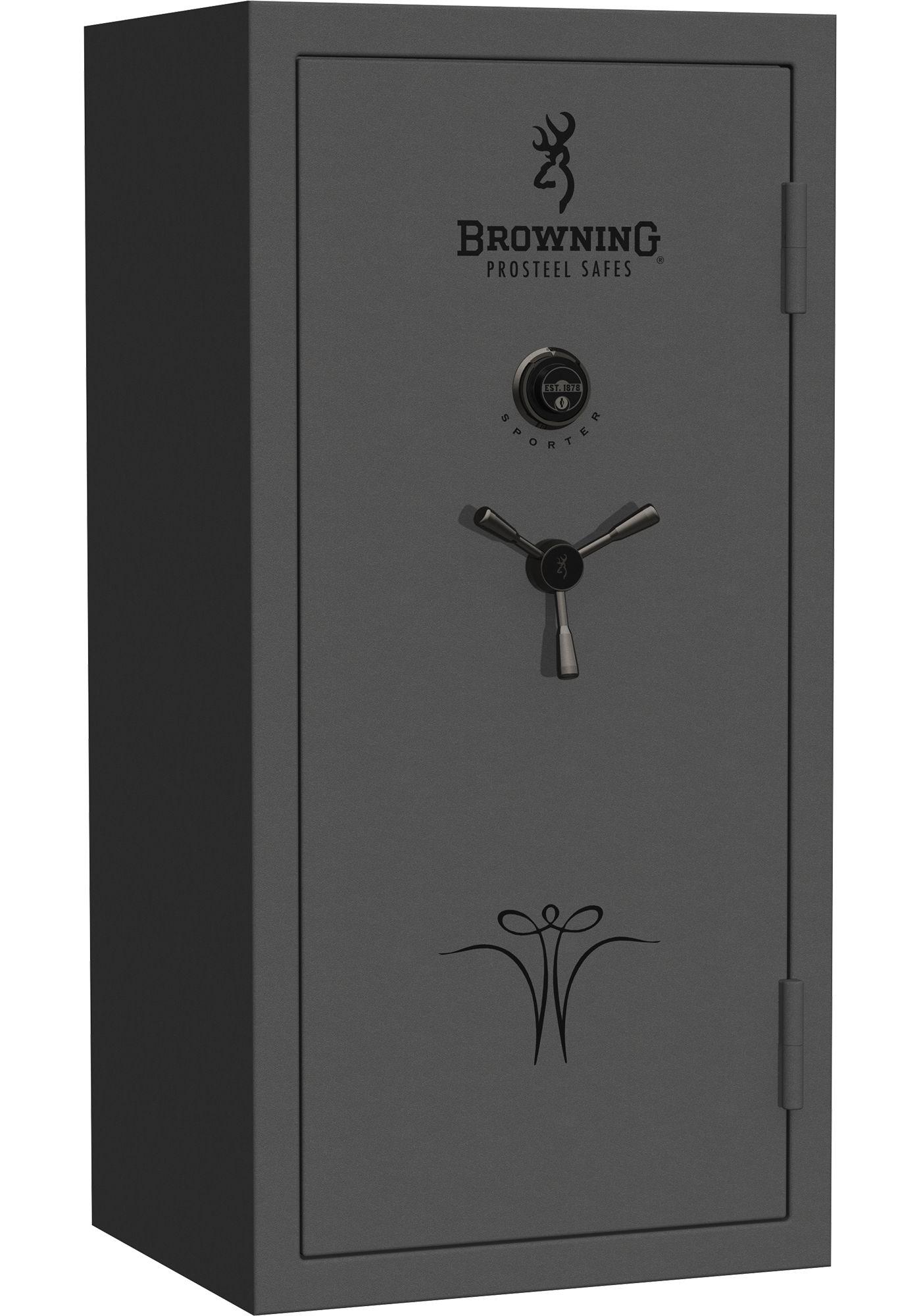 Browning Sporter Standard 33-Gun Fire Safe with Combination Lock