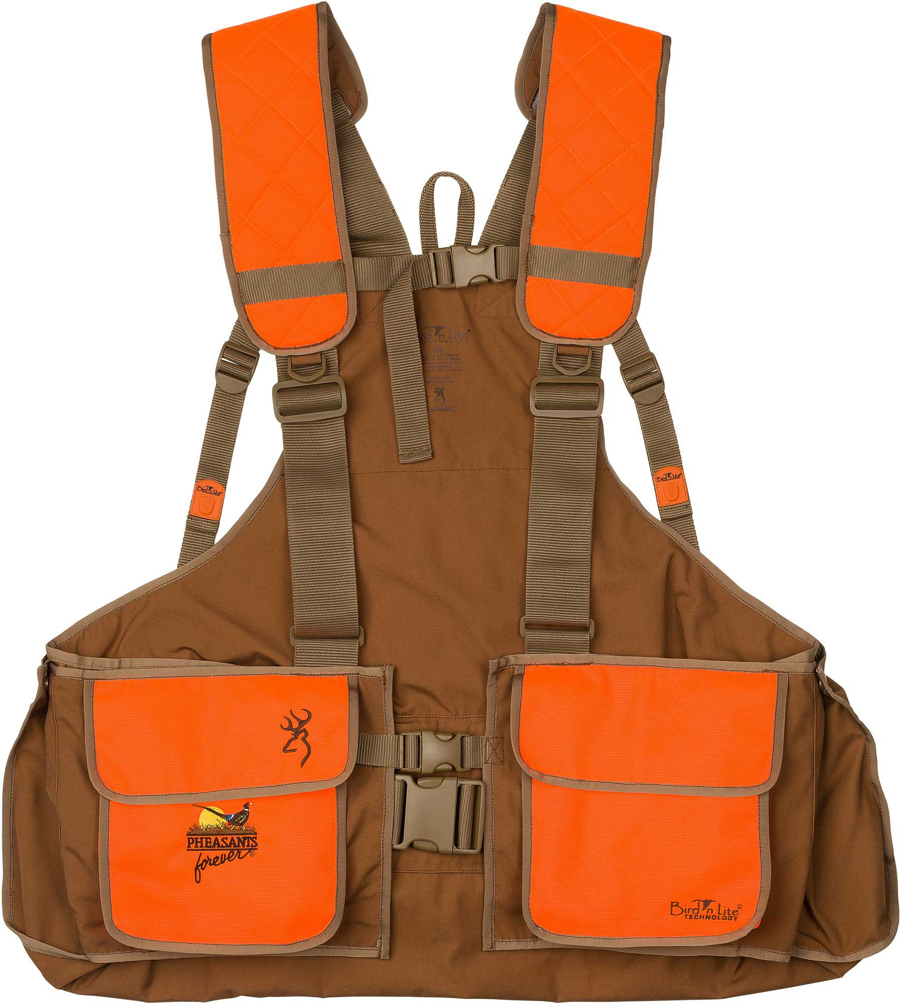 Browning Bird'n Lite Strap Vest 2.0, Men's, Size: Medium/Large thumbnail