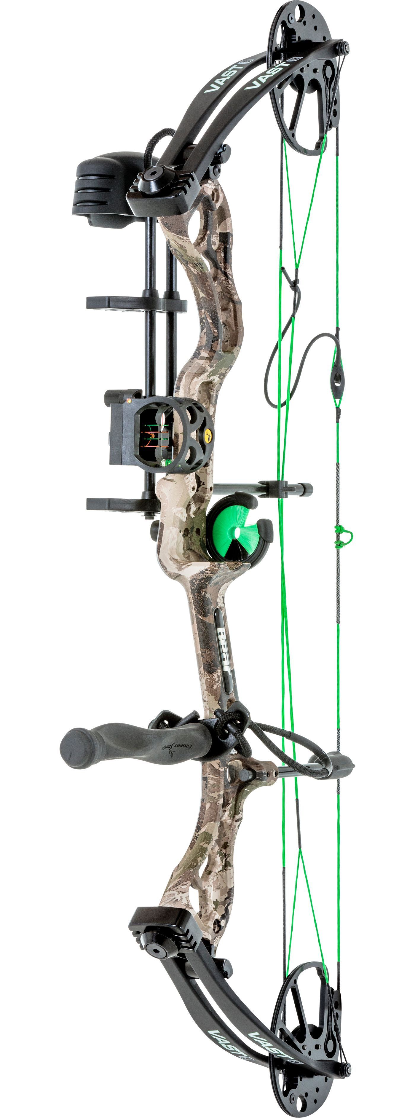 Bear Archery Vast RTH Compound Bow Package