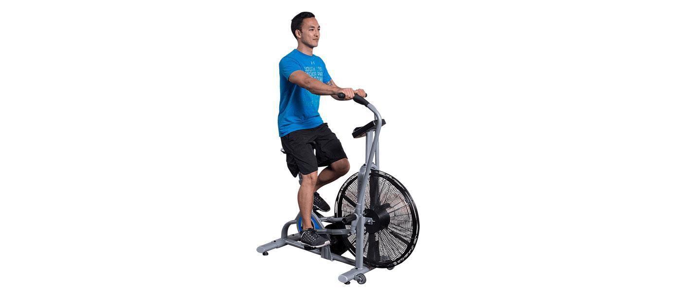 Endurance Dual Action Fan Bike