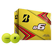 Bridgestone 2019 e6 Optic Yellow Golf Balls