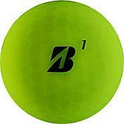 Bridgestone e12 SOFT Matte Green Personalized Golf Balls