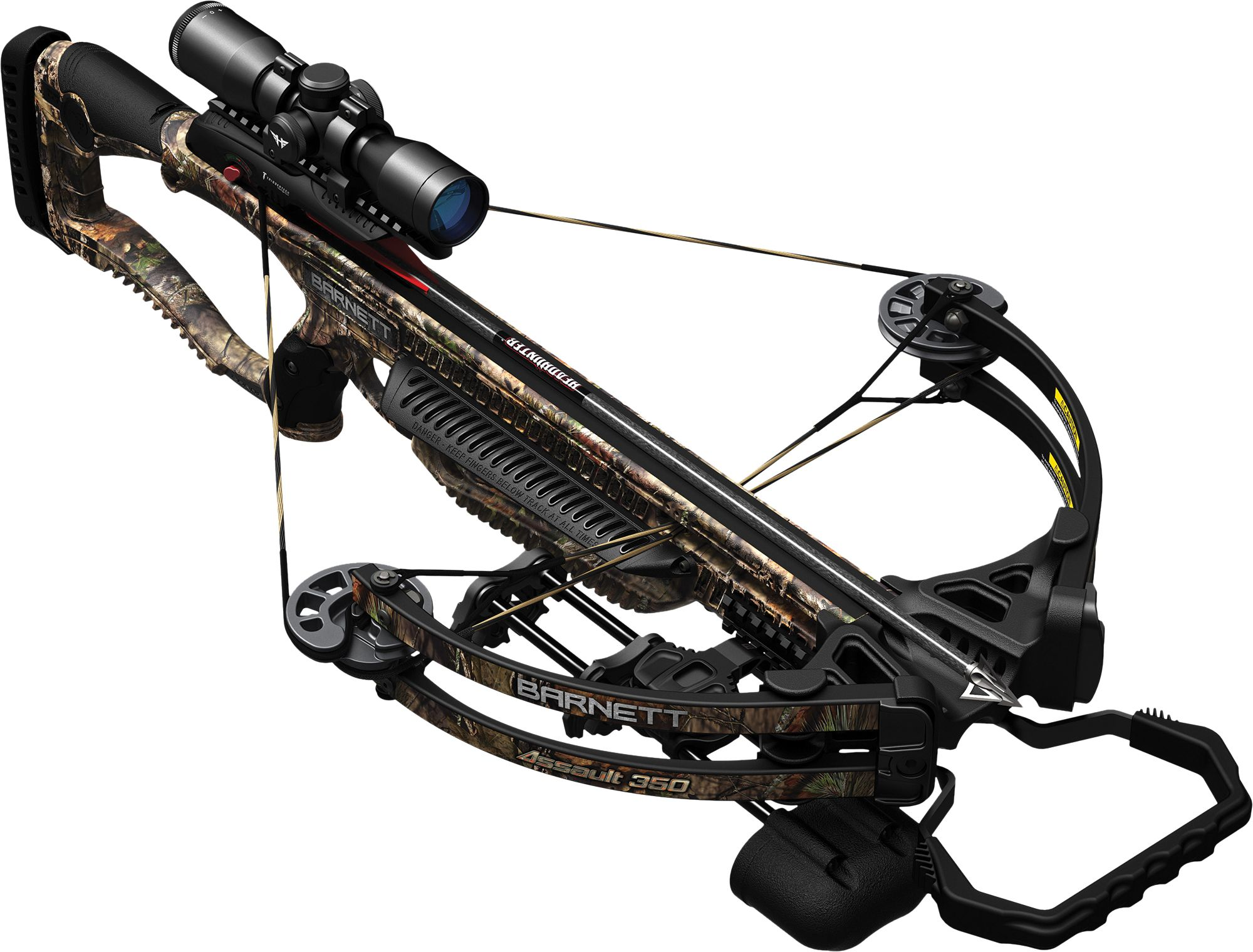 Barnett Assault 350 Crossbow Package - 350 fps thumbnail