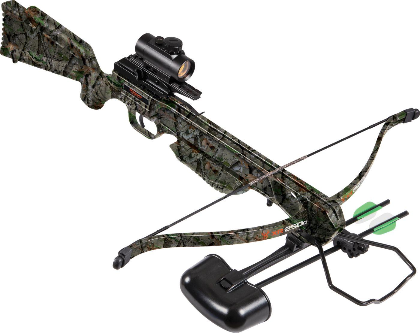 Barnett Wildgame XR250 Crossbow Package - 250 fps