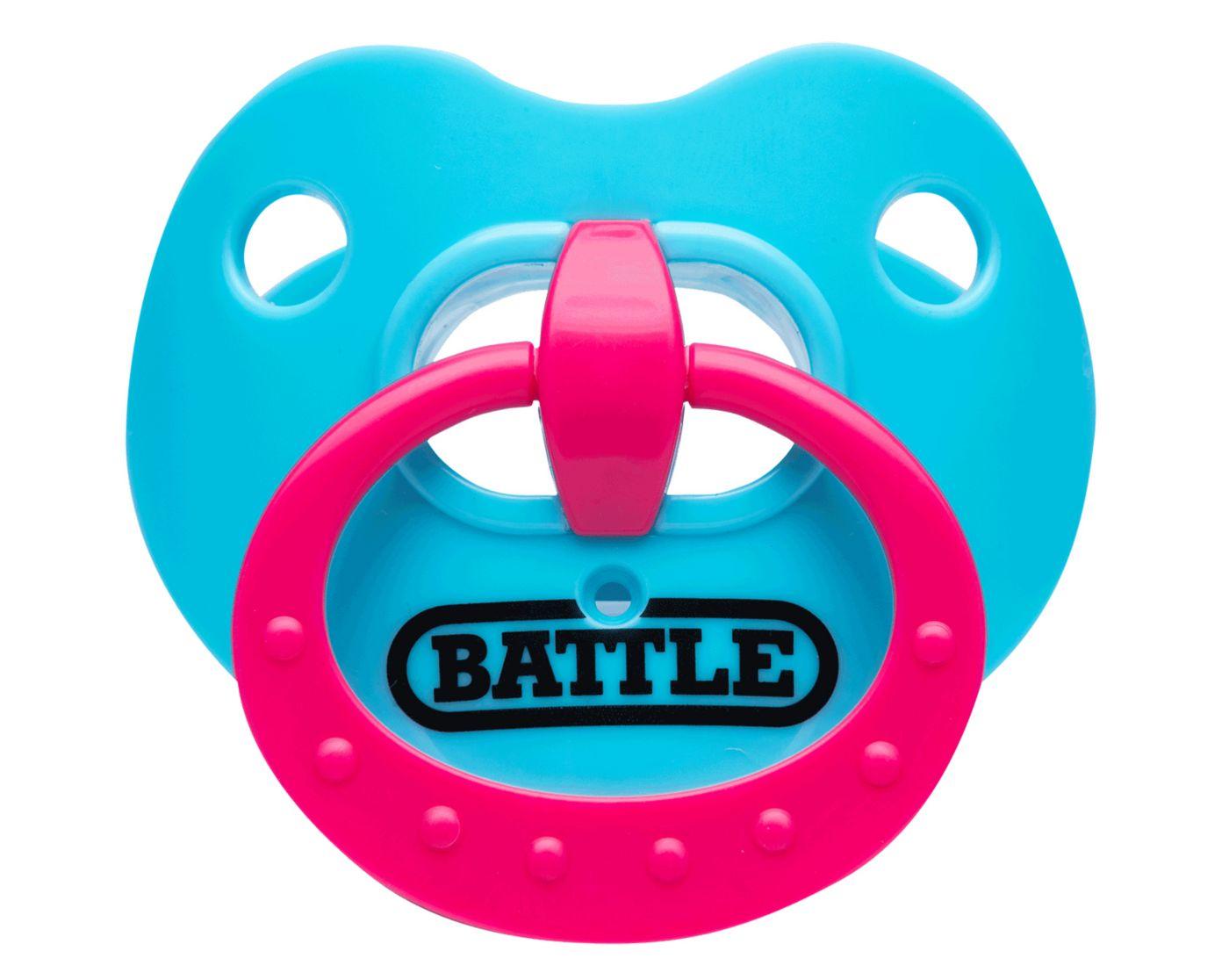 Battle Binky Oxygen Lip Guard