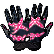 Battle Adult Double Threat Receiver Gloves
