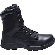 Bates Men's Code 6.2 8'' Side Zip Work Boots