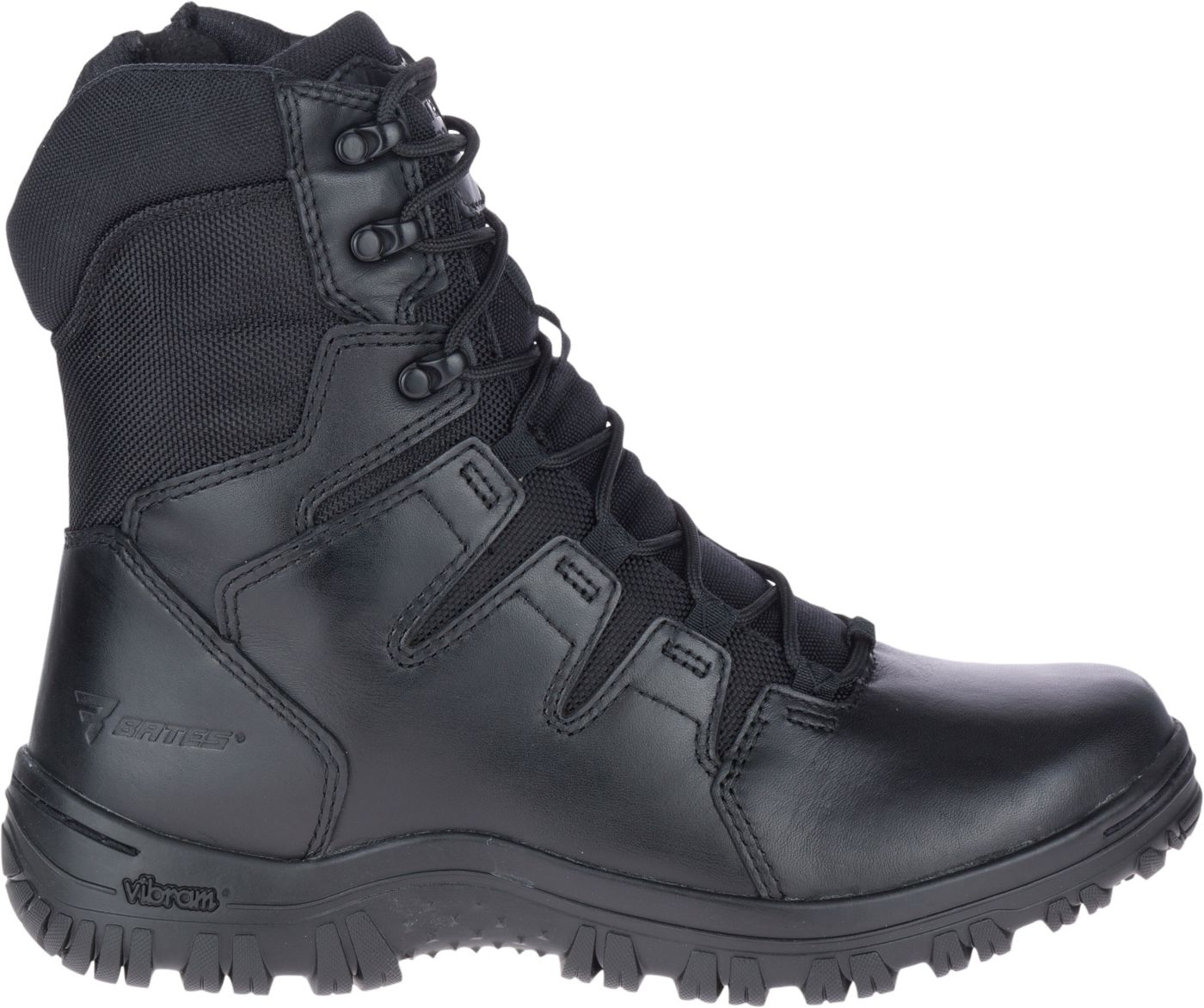 Bates Men's Maneuver Side Zip Work Boots