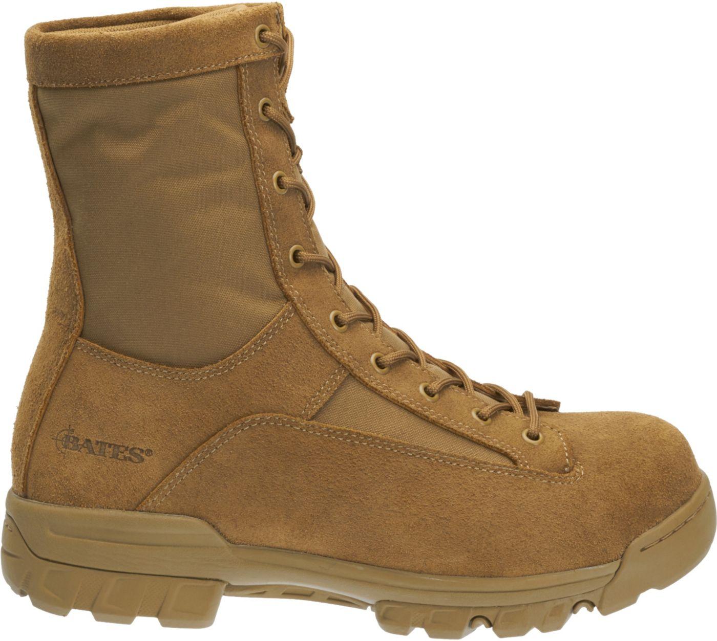 Bates Men's Ranger II Hot Weather Composite Toe Work Boots