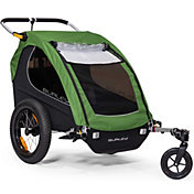Burley Encore Double Bike Trailer and Stroller