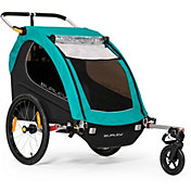 Burley Encore X Double Bike Trailer and Stroller