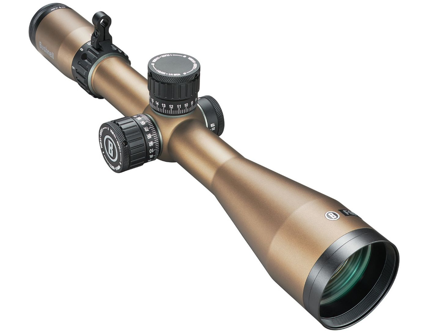 Bushnell Forge 3-18x50 FFP Rifle Scope