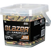Blazer Brass Handgun Ammo – 300 Rounds