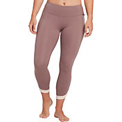 CALIA by Carrie Underwood Women's Energize Tulip Hem 7/8 Leggings