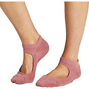 CALIA by Carrie Underwood Women's Ballet No Show Socks - 2 Pack