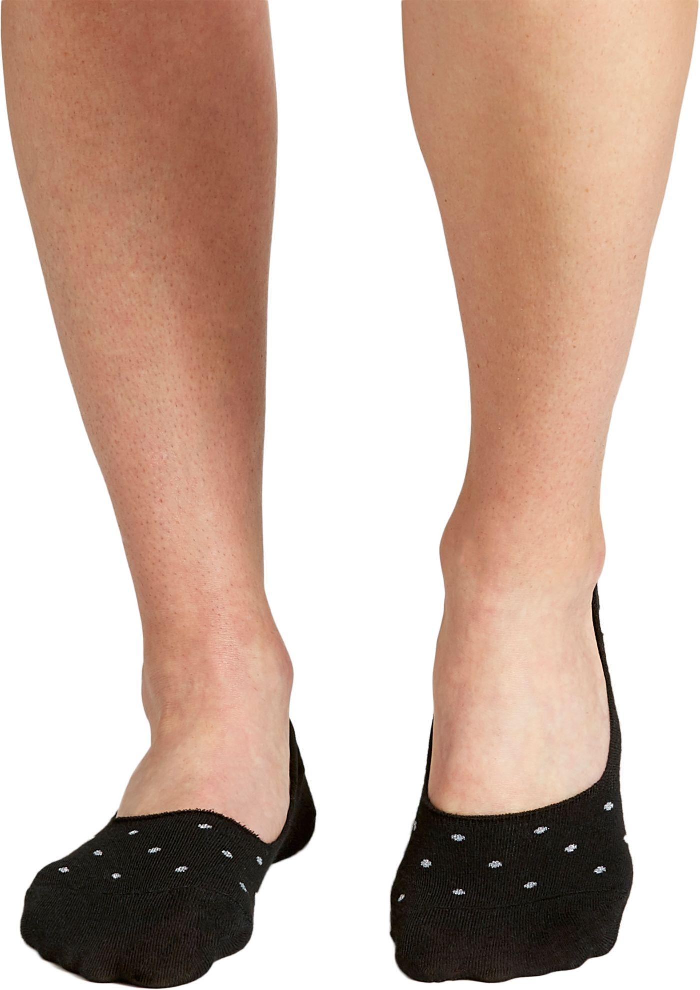 CALIA by Carrie Underwood Dot Footie Socks - 2 Pack