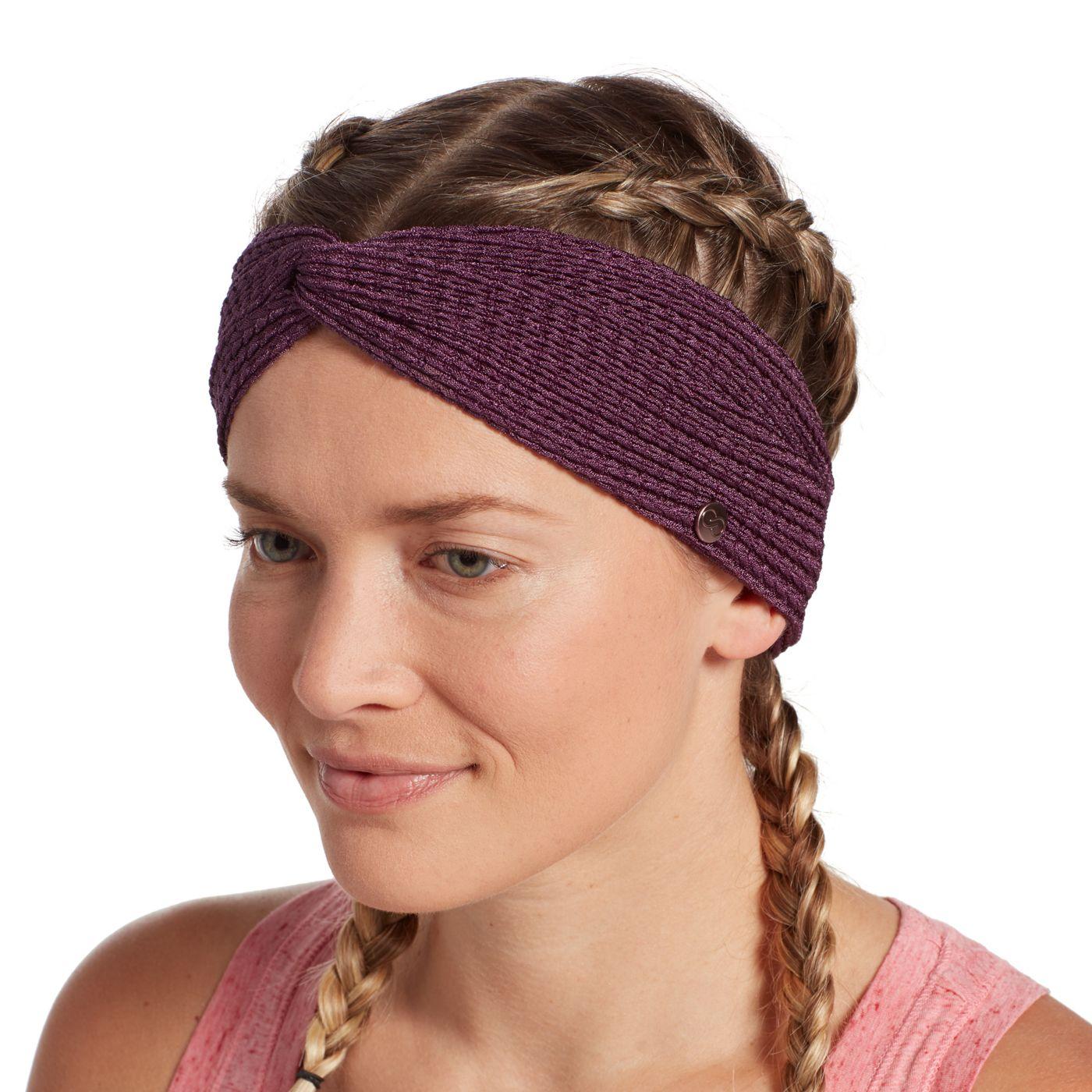 CALIA by Carrie Underwood Women's Braided Shine Headband