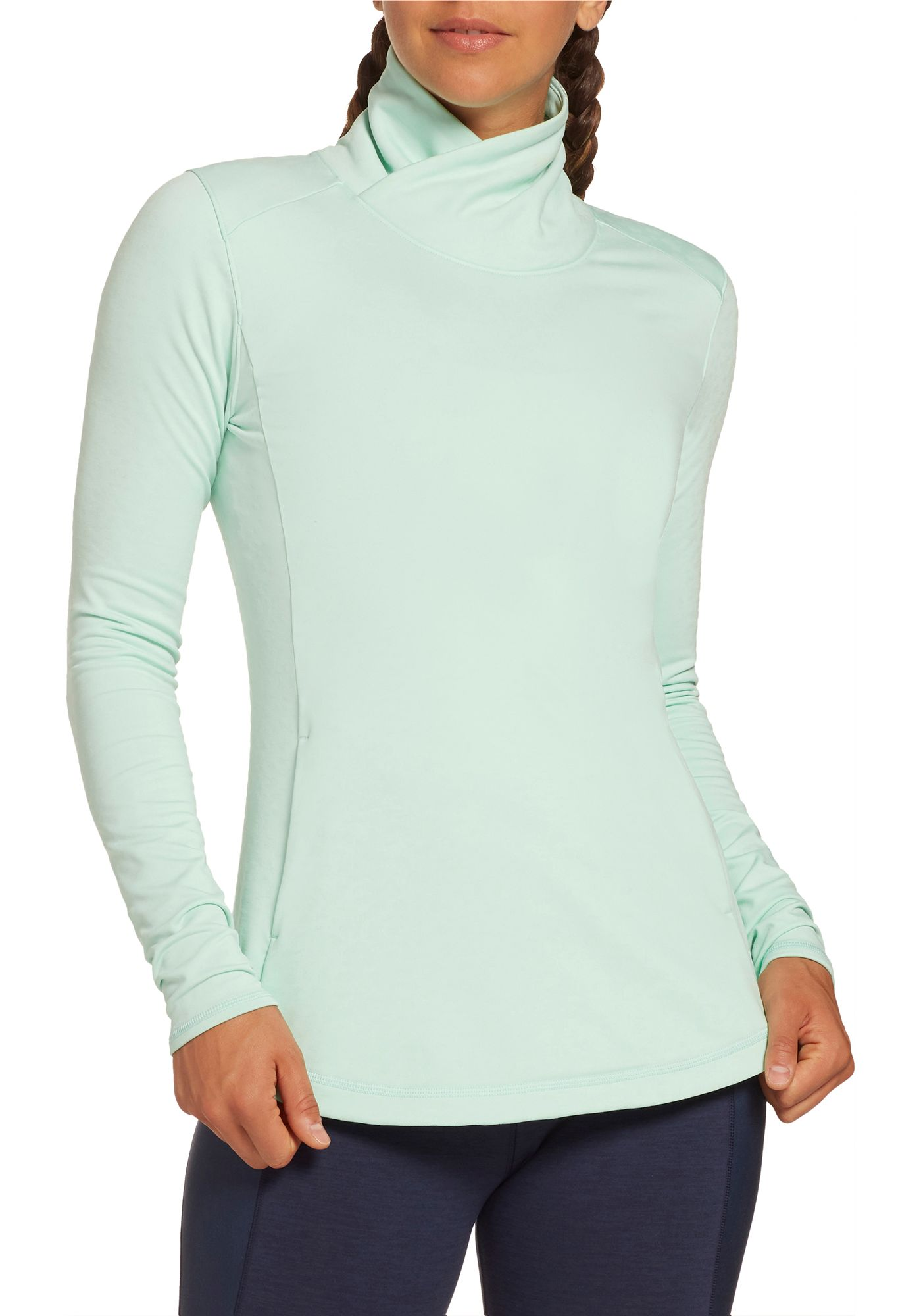 CALIA by Carrie Underwood Women's Warm Long Sleeve Shirt