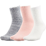 CALIA by Carrie Underwood Effortless Holiday Crew Socks - 3 Pack