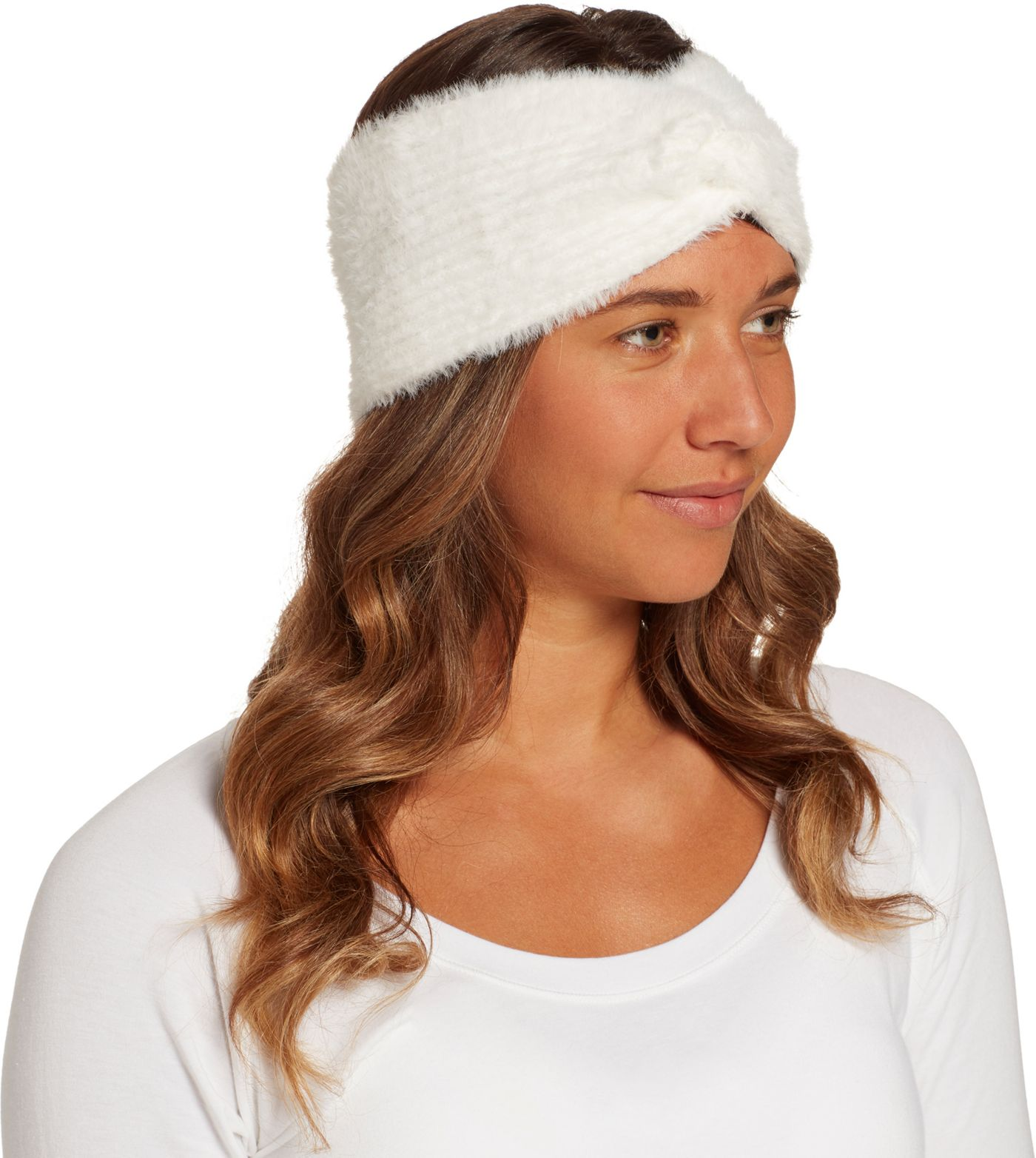 CALIA by Carrie Underwood Women's Fuzzy Headband