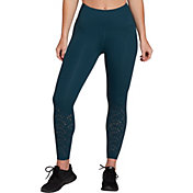 CALIA by Carrie Underwood Women's Power Sculpt Perforated 7/8 Tights