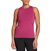CALIA by Carrie Underwood Women's Rib Tank Top