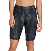 CALIA by Carrie Underwood Women's Essential High Rise Bike Shorts (Regular and Plus)