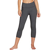 CALIA by Carrie Underwood Women's Essential Heather High Rise Capris