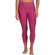 CALIA by Carrie Underwood Women's Essential Mesh Capris