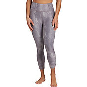 CALIA by Carrie Underwood Women's Essential Ruched Capris