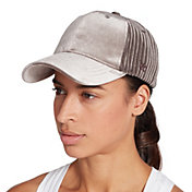 CALIA by Carrie Underwood Women's Velvet Stripe Hat