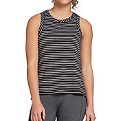 CALIA by Carrie Underwood Women's Everyday High Neck Muscle Tank Top