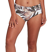 CALIA by Carrie Underwood Women's Weave Boy Short Swim Bottoms