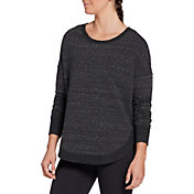 CALIA by Carrie Underwood Women's Effortless Long Sleeve Tunic