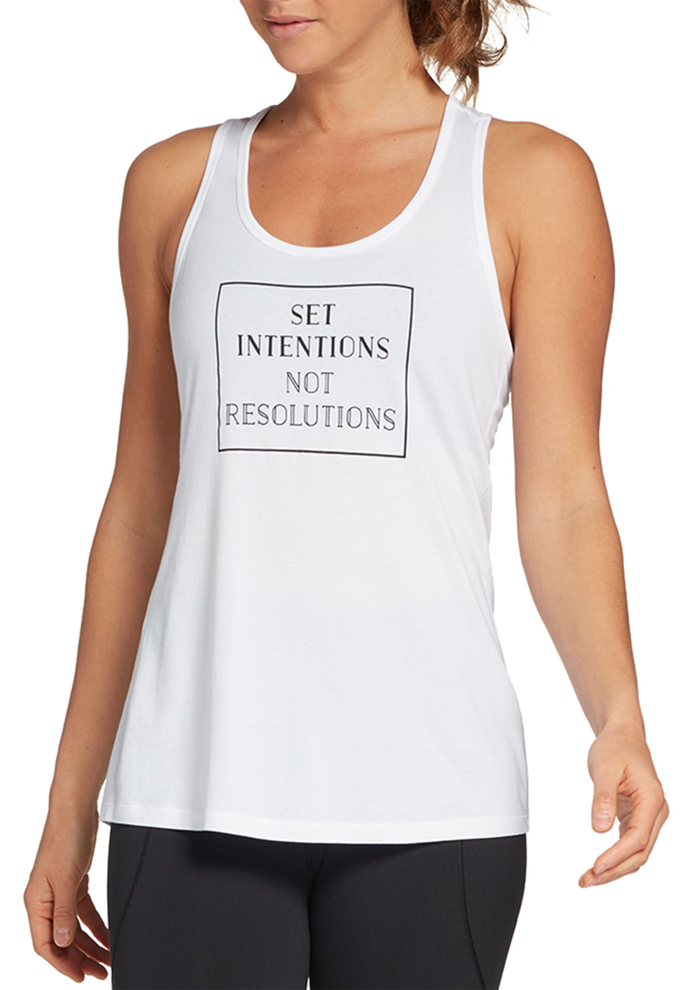 CALIA by Carrie Underwood Women's Graphic Tank Top
