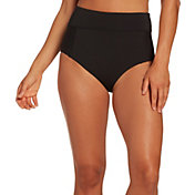 CALIA by Carrie Underwood Women's High Rise Swim Bottoms