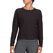 CALIA by Carrie Underwood Women's Move Mesh Long Sleeve Shirt