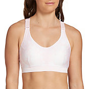 CALIA by Carrie Underwood Women's Strappy Back Fixed Cup Sports Bra