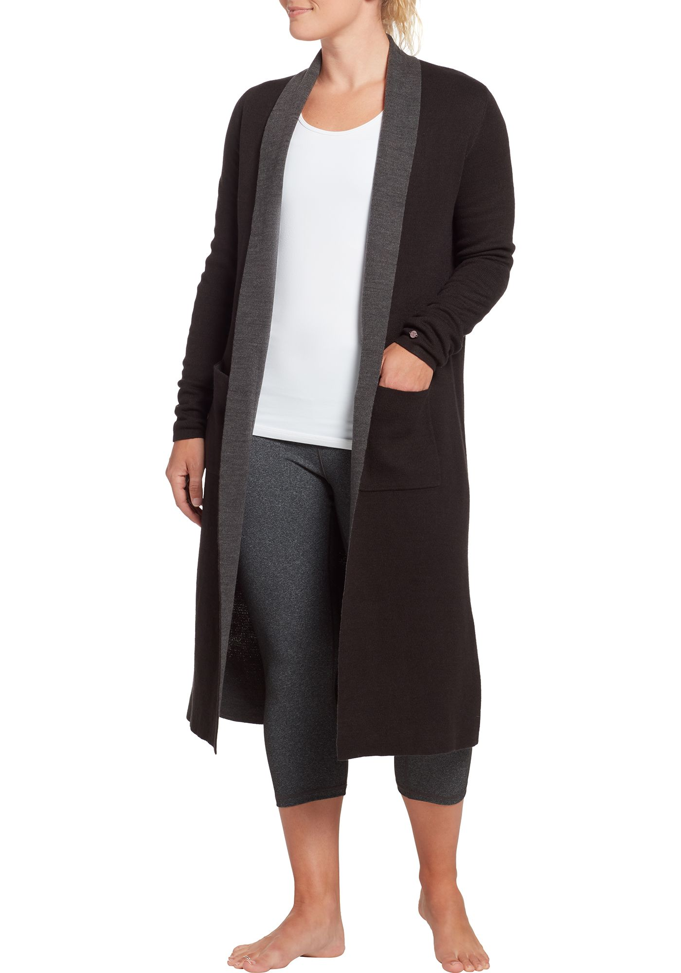 CALIA by Carrie Underwood Women's Journey Duster Cardigan