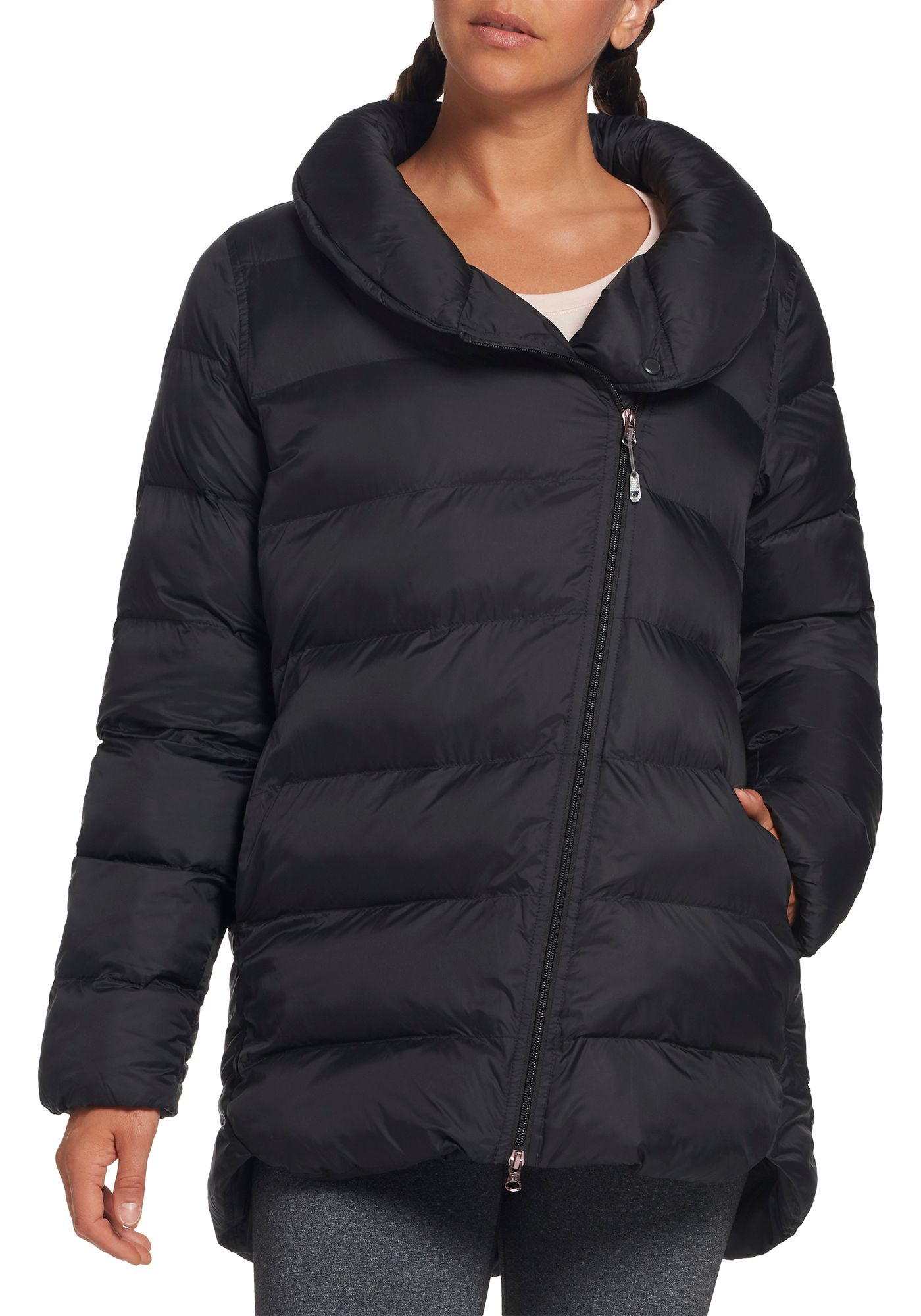 CALIA by Carrie Underwood Women's Puffy Outerwear Jacket