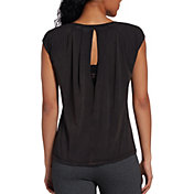 CALIA by Carrie Underwood Women's Pleat Back T-Shirt