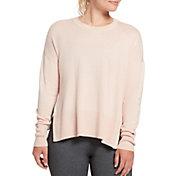 CALIA by Carrie Underwood Women's Journey Open Stitch Sweater