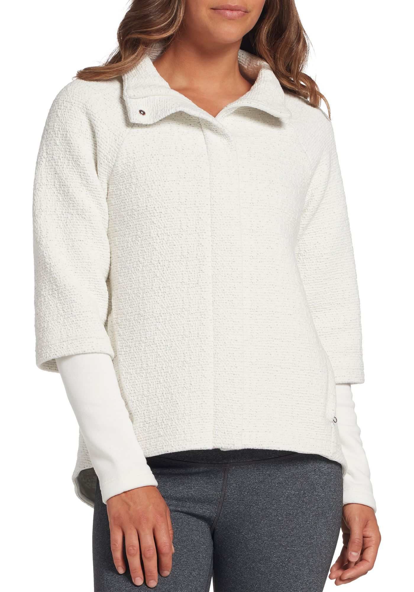 CALIA by Carrie Underwood Women's Cloud Full Zip Jacket